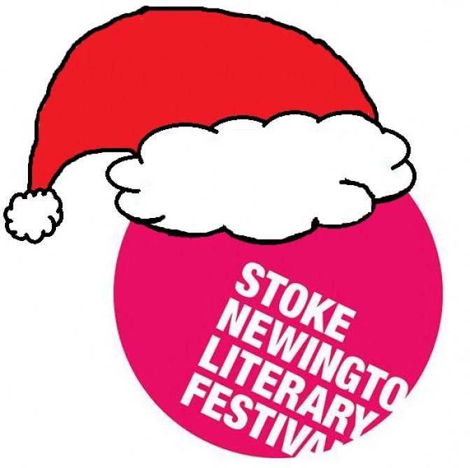 Stokey LitFest Team go Christmas Crackers!